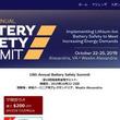 国際会議「10th Annual Battery Safety Summit-第10回電池安全性サミット」(Cambridge EnerTech (CET)主催)の参加お申込み受付開始
