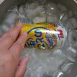 アレを入れてぬるいビールを4分間でキンキンに冷やしてしまう方法が話題に!