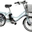 20分でフル充電、カーボンバッテリ搭載の電動アシスト自転車