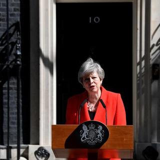 メイ英首相、6月7日に党首辞任 EU離脱巡る混…
