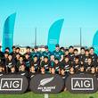 【イベント報告】世界ナンバーワンのラグビーチームオールブラックスのノウハウを伝える「オールブラックス コーチングクリニック」を千葉県柏市で開催