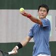 錦織圭が全仏オープンテニスへの意気込みを語る!「テニスの調子も上がってきているので、全力で頑張りたい。」