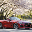 【スタワゴ的カスタム目線で輸入車を知る!】流麗クーペのBMW・新型Z4は気になるデザイン満載!