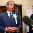 英国の欧州議会選、ブレグジット党が首位の勢い 二大政党は後退