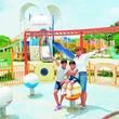 年齢問わず楽しい仕かけが!飽きずに遊べる大型遊具が満載の「大阪府営 服部緑地」