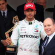 F1=モナコGP、ハミルトンが今季4勝目 フェテルが2位