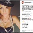 金髪&デカ目メイクが印象的!? 吉川ひなの、10年前のセクシーショットに大反響「今も昔も可愛い」