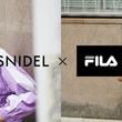 SNIDEL×FILAのカプセルコレクション第二弾が6月1日(土)発売