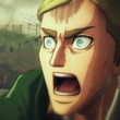 決戦兵装「雷槍」のアクションとTVアニメSeason3の名場面を収録。「進撃の巨人2 -Final Battle-」のPV第2弾が公開