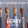 英国の腕時計ブランド「ヘンリーロンドン」が、刻印無料キャンペーンを腕時計のセレクトショップTiCTAC、TORQUE、junksの5店舗にて期間限定開催!