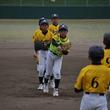 仲間意識育むキャッチボール! 北九州市大会に野球少年200人参加