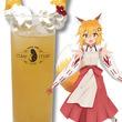 「仙狐さん」カフェ、稲荷少女ヨーコちゃんのポーズしないと頼めない飲み物も