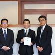 東日本大震災の復興支援として宮城県、岩手県、福島県に3,745万円を寄付