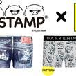 6/1より販売店舗数が拡大 YOSISTAMP(ヨッシースタンプ)×DARK SHINY(ダークシャイニー)コラボボクサーパンツ