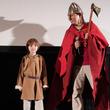 「ヴィンランド・サガ」上映会に幸村誠がヴァイキング風衣装でサプライズ登場