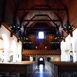 まるで船の中!?スウェーデン・ヨーテボリのマストフッグス教会(Masthuggskyrkan)