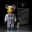 NASA監修 BE@RBRICK『1969 ASTRONAUT BE@RBRICK 100% & 400% SET』数量限定で発売決定!