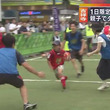 吉祥寺駅前に1日限定のラグビー場!