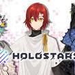 男性VTuber事務所「ホロスターズ」から、花咲みやび、鏡見キラ、奏手イヅルの3名が先行デビュー