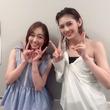 須田亜香里×アンジェラ芽衣 『サンジャポ』コラボショットに「ダブル可愛い」の声
