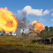 155mmりゅう弾砲の初射撃も!陸上自衛隊がオーストラリアで日豪米合同訓練「サザン・ジャッカル」実施中
