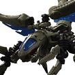 昆虫類のシルエットをもつワルダロイドの主力兵器!「ダイアクロン DA-38 ワルダレイダー <バグヘッド>」来襲!!