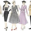 朝ドラでも注目。「1950年代ファッション」の特徴
