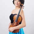 高嶋ちさ子、チェロ七重奏×繊細なヴァイオリンによる「悪魔のロマンス」MV公開