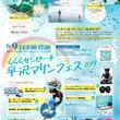 平沢マリンフェスに出展 水中スクーターの体験や水中ドローン(ROV) DJI 最新カメラ製品を展示