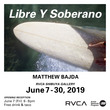 RVCA SHIBUYA GALLERY6月7日(金)サンフランシスコ在住のアーティストMatthew Bajda(マシュー・バイダ)エキシビション開催