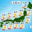 暑さと驚きに包まれる日本列島