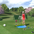 ゴルフ場までたった0ヤード!自室でできるリアルで爽快なゴルフ体験ができる「みんなのGOLF VR」が登場