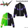 『仮面ライダーW』と90年代ファッションブランド「beauty:beast」とのコラボアパレルが再販!サイクロンジョーカー&ジョーカーになりきれる!