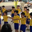 シーセフ「カンボジア教育青少年スポーツ大臣も出席・幼小中一貫校」新校舎竣工式