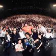 ACIDMAN×STRAIGHTENER×THE BACK HORN、同世代3バンドによる東名阪ツアーが開幕