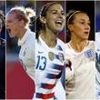 女子サッカーを彩る主役たち…4年に一度の祭典を制するのは?[2019年女子W杯]
