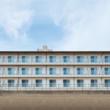 【岡山県産材/国産材を使用】CLTパネルを用いた1,000平米超の社員寮がついに完成!