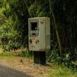 香川の山奥に佇む「ゲームボーイポスト」 地元郵便局に「正体」を尋ねると...