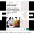 小島秀夫さんがブラジルで生物医学博士として紹介される 現地ポータルサイトはフェイクニュースとして断定