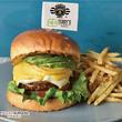 ハワイNO.1バーガー<テディーズビガーバーガー>と日本初のマッシュルーム料理専門店<マッシュルームトーキョー>とのコラボレーション【ジャンボマッシュルームバーガー】を期間限定で発売開始!