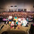 ヤバイTシャツ屋さん念願のサンリオピューロランドコラボ実現!ライブに推しキャラ大集合