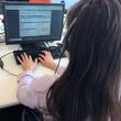 最新AI技術でコールセンター業務を刷新 キーワードに紐づく関連資料を自動的に表示