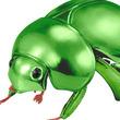 衝撃の生物的デザインを完全再現!まるくなる甲虫「マンマルコガネ」のフィギュアがメタリックカラーでバンダイから登場!