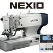 本縫ダイレクトドライブ電子ボタン穴かがりミシン「NEXIO(ネクシオ) HE-800C」新発売