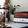 まほうびんメーカーならではの「断熱Wガラス」で熱を閉じ込める コンベクションオーブン&トースター<やきたて>KAT-A130 オーブントースター<やきたて>KAT-B130 2019年7月21日発売