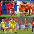 アメリカが連覇へ13得点スタート…オランダ&スウェーデンも白星発進/女子W杯GS第1節