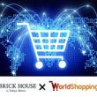 東京シャツ株式会社の「BRICK HOUSE by Tokyo Shirts」、 越境ECサービス「WorldShopping BIZ チェックアウト」導入で 世界125カ国のユーザーが購入可能に