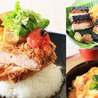 鹿児島県産のブランド豚や鶏を使用したブラックカレーや味噌カツサンドなど『鹿児島 美食メニュー』販売