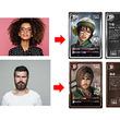 もしもあなたが三国志の武将だったら。特別展「三国志」Webサイトに,顔写真から武将を生成する「武将メーカー」が登場