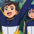 明日人は一星を誘い樹海へ…TVアニメ『イナズマイレブン オリオンの刻印』第16話あらすじと先行カットが公開
